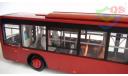 Автобус Yutong городской низкопольный. Ютонг., масштабная модель, China Promo Models, scale43