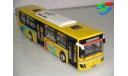 1/43 Автобус DAEWOO BUS Sunwin (Жёлтый). Limited Edition. АРТ Модель., масштабная модель, China Promo Models, 1:43