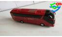 1/42 Автобус HIGER SCANIA A90 туристический, масштабная модель, China Promo Models, scale43