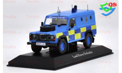 1/43 Land Rover Defender Police, 4х4. Лeнд Ровер Дефендер. Полиция.