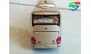 Автобус Yutong ZK6118 туристический Ютонг, масштабная модель, China Promo Models, 1:43, 1/43