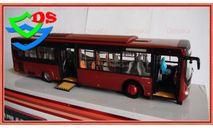 Автобус Yutong городской Ютонг Автобусы, масштабная модель, China Promo Models, scale43