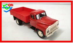 ГАЗ 53А красный Наш Автопром (НАП) 1/43, масштабная модель, 1:43