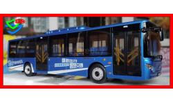Автобус JINLONG KAIWO NJL6129EV(H12) Джинлонг Кайво  Автобусы