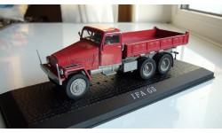 ИФА IFA G5 самосвал 1965 красный 'Atlas'