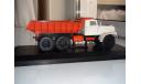 Модель автомобиль КрАЗ-256  Atlas / IXO  KRAZ- 256, масштабная модель, 1:43, 1/43, Atlas/IXO, КрАЗ-256 самосвал