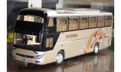 Автобус Yutong ZK6118HQY8Y, туристический, 2-х этажный. Ютонг.