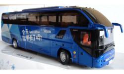 Автобус HIGER KLQ6125B H92 туристический