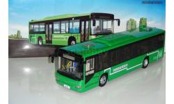 Автобус HIGER KLQ6129 городской пассажирский