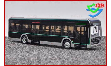 Автобус YUTONG U12 Ютонг У12, масштабная модель, China Promo Models, 1:43, 1/43