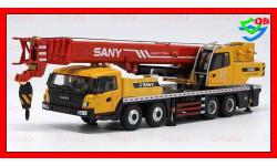 1/43 Автокран SANY SANC STC500 Мобильный кран Сани