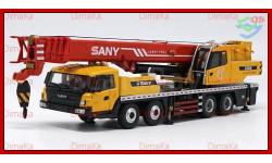 1/43 Автокран SANY SANC STC500 Мобильный кран.