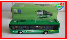 Yutong ZK6125 Автобус Ютонг Автобусы, масштабная модель, China Promo Models, scale43