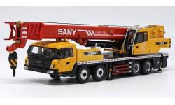 Автокран SANY SANC STC500