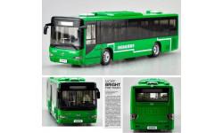 Автобус HIGER KLQ6129 GHEV Хайгер городской пассажирский