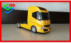 Renault Concept Седельный тягач  Рено Концепт Eligor Элигор, масштабная модель, 1:43, 1/43