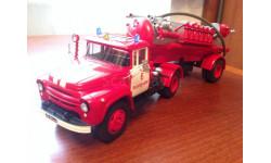 Сарлаб  пожарный автомобиль АВ-6 (130В1) 'ВОРОНЕЖ 6'