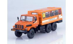Урал-4322 спецвыпуск № 2, журнальная серия масштабных моделей, DeAgostini, 1:43, 1/43