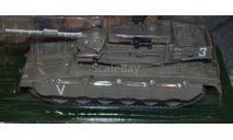 Меркава МК 3, журнальная серия Боевые машины мира 1:72 (Eaglemoss collections), scale72