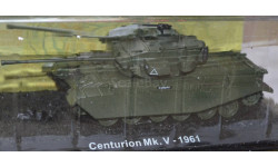 CenturionMK V, журнальная серия Танки Мира 1:72, 1/72