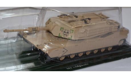 M1 Абрамс, журнальная серия Боевые машины мира 1:72 (Eaglemoss collections), scale72