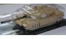 Челленджер 2, журнальная серия Боевые машины мира 1:72 (Eaglemoss collections), scale72