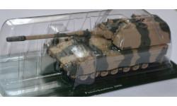 Panzerhaubitze, журнальная серия Боевые машины мира 1:72 (Eaglemoss collections), 1/72