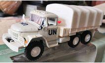 ЗИЛ-131 ООН, масштабная модель, Элекон, scale43