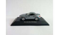 1/43 Mercedes-Benz SLK R172 2011 Schuco, масштабная модель, scale43