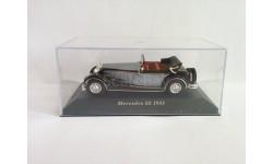 1/43 Mercedes-Benz SS 1933 Altaya, масштабная модель, scale43