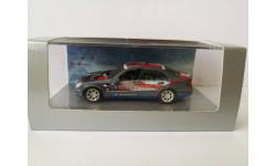 1/43 Mercedes-Benz E-Class W211 Team 'Bluetec' Rally Paris-Beijing 2007 Minichamps, масштабная модель, scale43