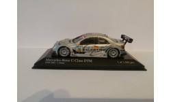 1/43 Mercedes-Benz С Class DTM 2005 W203 J.Green Minichamps