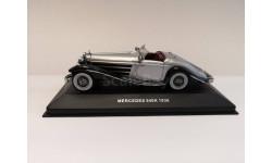 Mercedes-Benz 540K, 1936 Ixo VMM/VVM 1:43