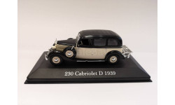 Mercedes-Benz Typ 260 D Pullman-Limousine (W138), 1936 ALTAYA