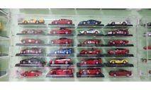 Стеллаж 360806 на 6 полок для моделей 1/43 и других коллекций, боксы, коробки, стеллажи для моделей, Дюна