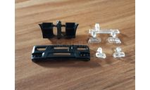 Передний Бампер + Подножки - КАМАЗ-6520/6522/65225 и т.д., запчасти для масштабных моделей, AVD Models, scale43