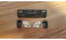 Передний Бампер + Подножки - КАМАЗ-65225 и т.д., запчасти для масштабных моделей, AVD Models, scale43