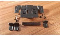 Детали салона - КАМАЗ-53212/54112/43118 и т.д., запчасти для масштабных моделей, AVD Models, scale43