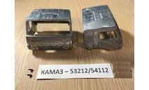 Кабина+Ручки дверей КАМАЗ-53212/54112, запчасти для масштабных моделей, AVD Models, 1:43, 1/43
