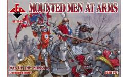 Redbox 72045 - Война Роз - Конное войско, 1/72, миниатюры, фигуры, scale72