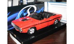 Maisto Dodge Challenger R/T 1970, 1/24 масштаб