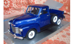 Welly 19836 Chevrolet 3100 Pickup 1953, 1/24 масштаб