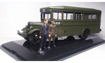 Зис-8 'Фердинанд', редкая масштабная модель, Miniclassic, 1:43, 1/43