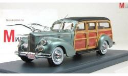 Packard 110 Deluxe Wagon 1941, редкая масштабная модель, Neo Scale Models, 1:43, 1/43