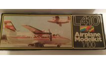 "Самолёт L 410 ""Чебурашка», сборные модели авиации, VEB PLASTIKART, scale100"