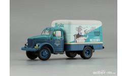 ГАЗ-51 фургон КИ-51 'Посуда', DIP