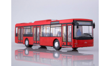 SSM = МАЗ-203, красный, масштабная модель, Start Scale Models (SSM), 1:43, 1/43