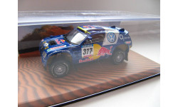 VW Race Touareg No.317, Rally Paris-Dakar 2005 = Minichamps 1/43