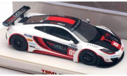 McLaren MP4-12C «Nurnberg Spielwarenmesse 2012 TSM Promo» — TSM 1/43
