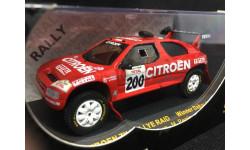 Citroen ZX Rallye Raid, Winner Dakar 1995,  Lartigue / Perrin